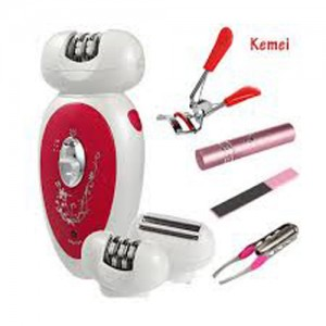 5in1 Epilator,Shaver & Other (KM-2789)