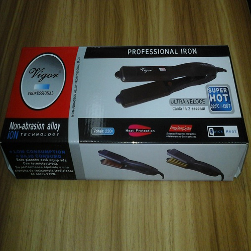 Vigor Professional Hair Iron