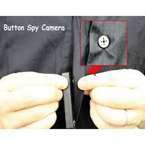 Button Spy Camera (Free16GB Memory)