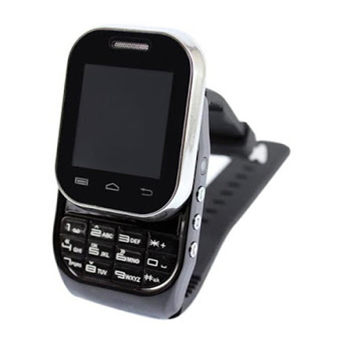 Watch Mobile (Dual SIM With Free Bluetooth)