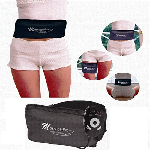 Massage Pro Belt (Vibration + Heat )