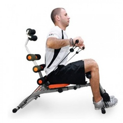 Six Pack Care Exercise Bench