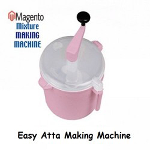 Easy Atta Making Machine