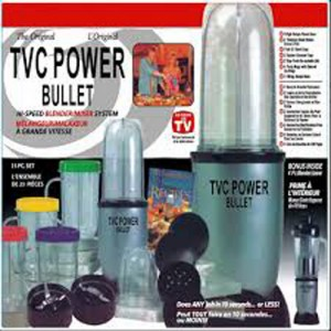 TVC Power Bullet (Blender/Mixer)