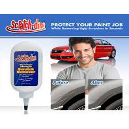 Scratch-Dini (Car Scratch Remover Cream)