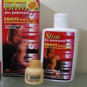 Dr Johnson Slim Hot Gel