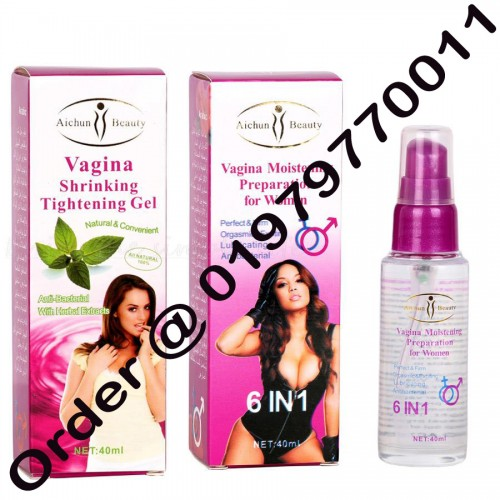 Vagina shrinking tightening gel 6in1